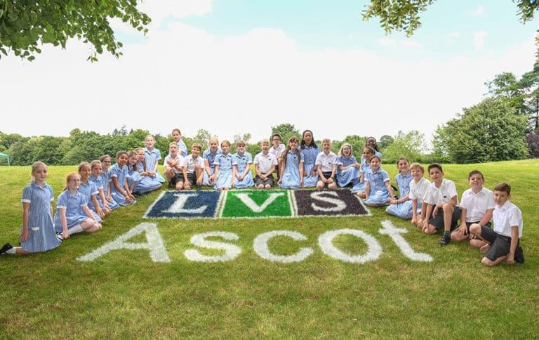 Lvs Ascot Junior School Celebration Day