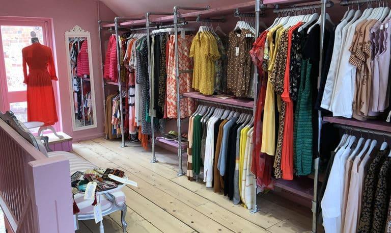 Upstairs At Fabric