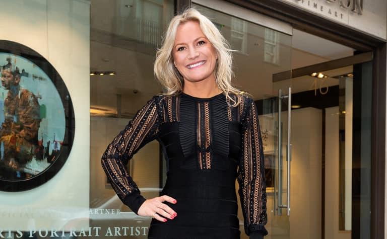 Rachel Simkiss, Brand Director Of Clarendon Fine Art